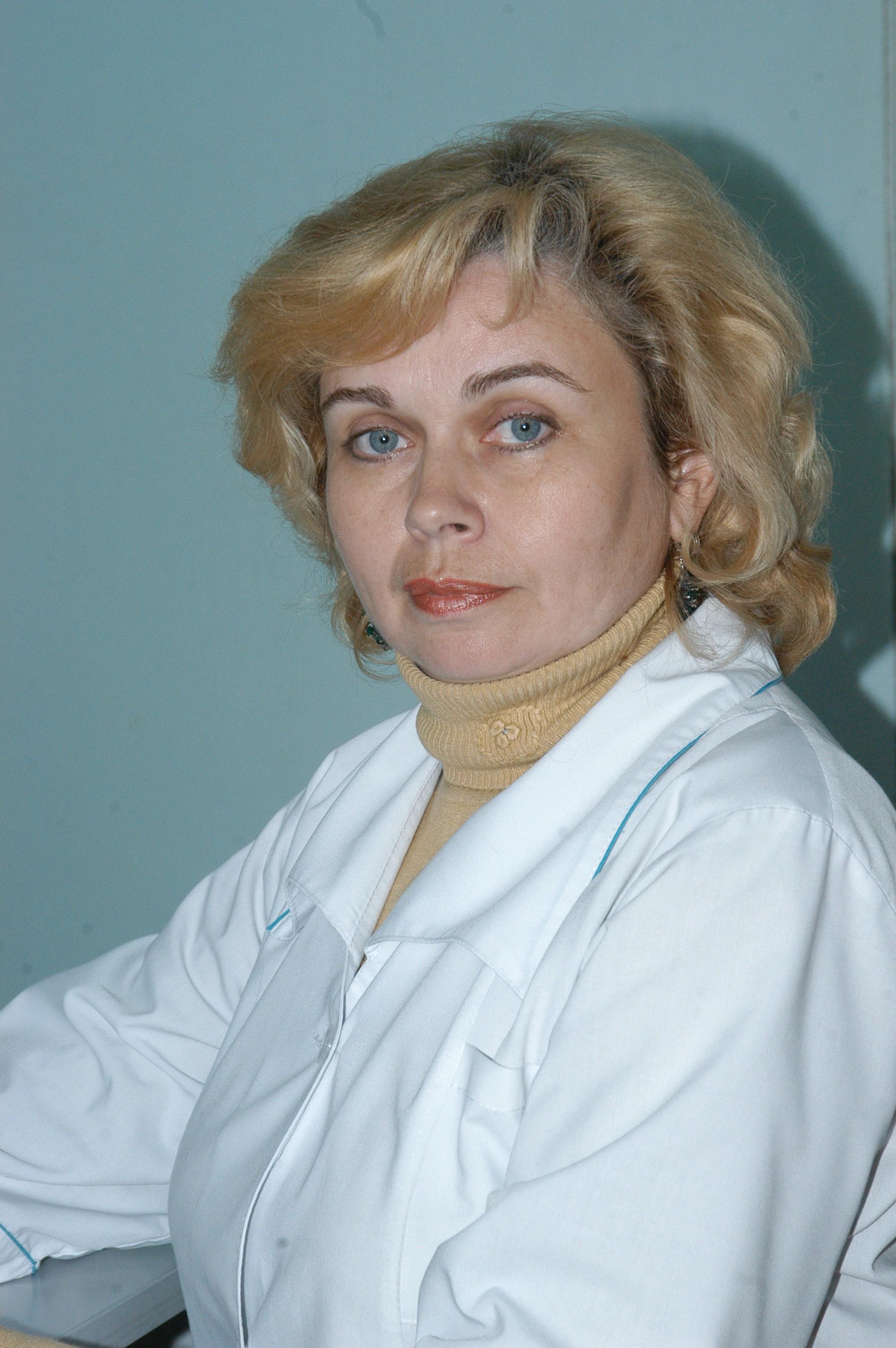 Кириллова Надежда Анатольевна