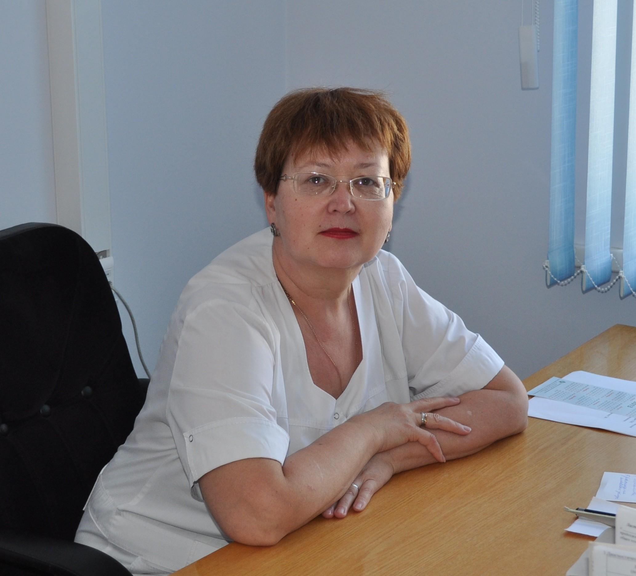 Сергачева Галина Васильевна