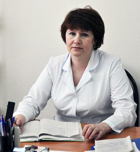 Приклонская Лариса Анатольевна